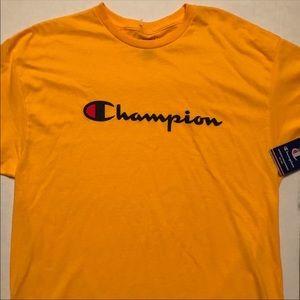 💛Mustard Yellow Champion Shirt💛